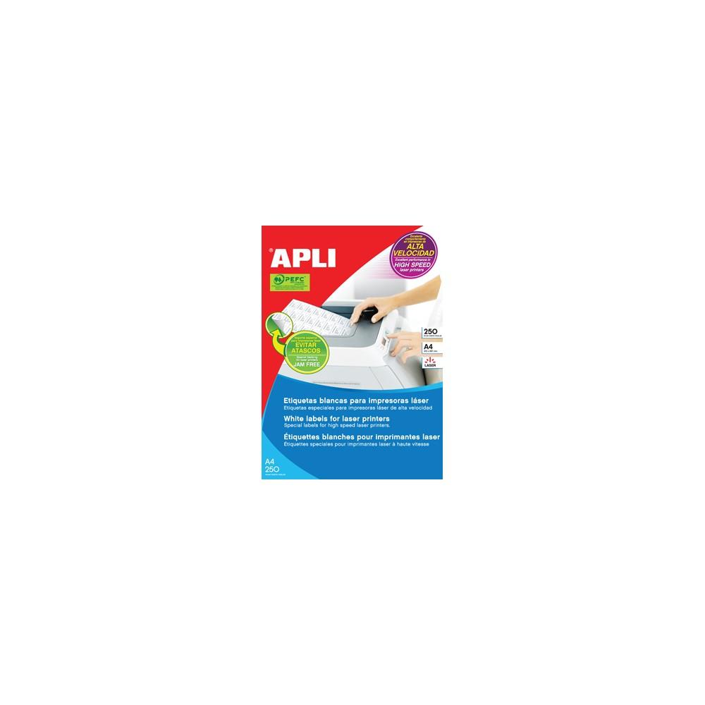 Apli for Apli etiketten