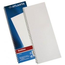 Breedfolio Atlanta 2104215600 192blz gelinieerd blauw