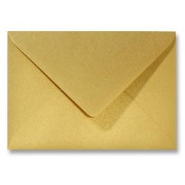 Envelop - Roma - 15,6 x 22 cm - 50 stuks - Metallic Silver