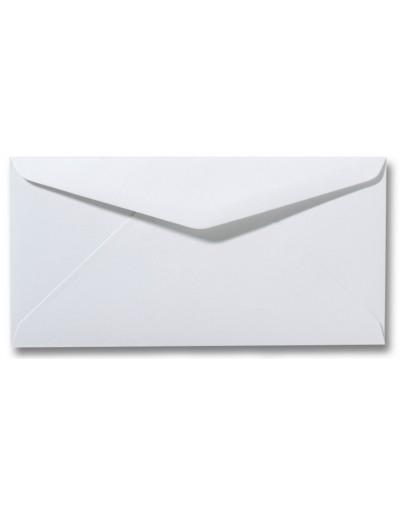 Envelop Roma 11 x 22 cm - 50 stuks - Wit