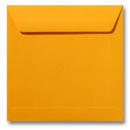 Envelop Roma 22 x 22 cm - 50 stuks - Boterbloemgeel