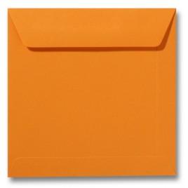 Envelop Roma 22 x 22 cm - 50 stuks - Goudgeel