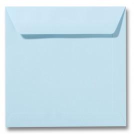 Envelop Roma 22 x 22 cm - 50 stuks - Zachtblauw
