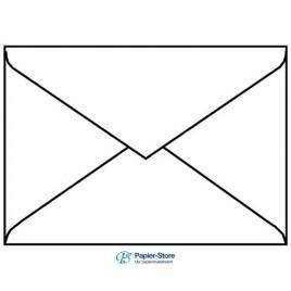 Enveloppen - 114 x 162 - 70 g/m2 - ZV