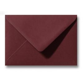 Envelop - Roma - 11 x 15,6 cm - 50 stuks - Donkerrood