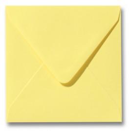 Envelop Roma 12 x 12 cm - 50 stuks - Zachtgeel