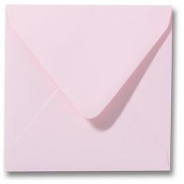 Envelop Roma 12 x 12 cm - 50 stuks - Donkerrorod