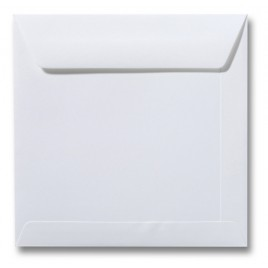 Biotop enveloppen -  16 x 16 cm - 120 g/m2 - Puntklep - gegomd