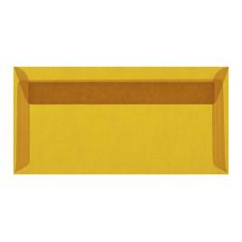 Transparant - geel - striplock 11 x 22 cm - pak 50 st.