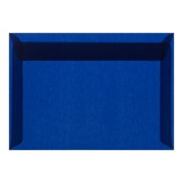 Transparant  - Rood - striplock 11,4 x 16,2 cm -  pak 50 st.