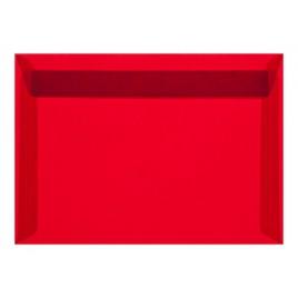 Transparant  - Oranje - striplock 16,2 x 22,9 cm -  pak 50 st.