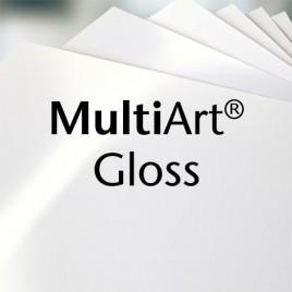 MultiArt Gloss - 100 GM - 460x640 mm - 500 vel