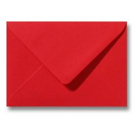 Envelop Roma 13 x 18 cm - 50 stuks - koraalrood
