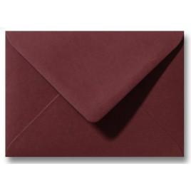 Envelop Roma 12 x 18 cm - 50 stuks - Pioenrood