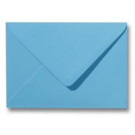 Envelop Roma 12 x 18 cm - 50 stuks - Laguneblauw