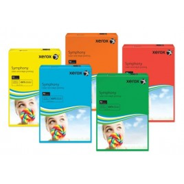 Rainbow Mixpakket - A4 - Pastel kleuren - 5 x 20 sheets