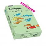 Rainbow - Middengroen - 75 - A4 - 120 g/m2 - 250 vel