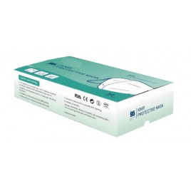 Medic-Plus KN95/FFP2 mondkapjes, p. ds. van 10
