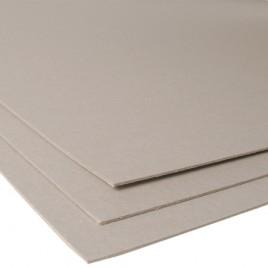 Grijskarton/Luxline boekbinderskarton, FSC Dikte 0,65 mm - A2 - 594x420 -215 vel