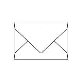 Rainbow envelop - Creme - 114 x 229 - 80 g/m2
