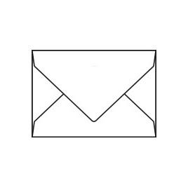 Rainbow envelop - Creme - 114 x 162 - 120 g/m2 - 500 st.