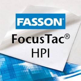 Fasson DI PP Gloss white, SRA3+, z. slitten- Nonperm afneembare lijm