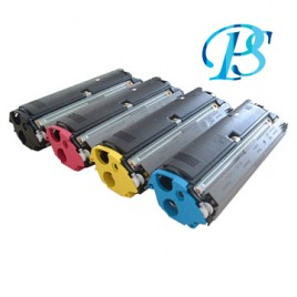HP Tonercartridge - Geel - (CE742A/307A)