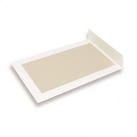 Bordrug Akte Envelop - 310x440 - Strip - 100 st. - 120 G/M2 - Akte