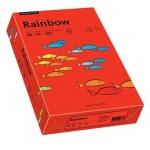 Rainbow - Intensief Rood - 28 - A4 - 160 g/m2 - 250 vel