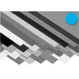 Zwart papier - 270 G/M2 - Zwart - A2 - 594x420 - 100 vel