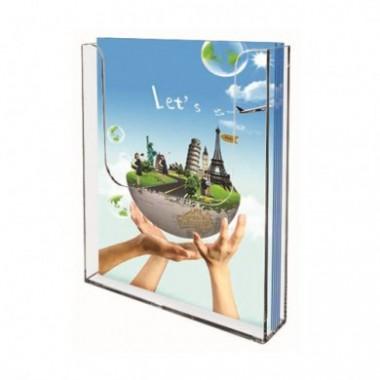 Folderdisplay Single A4 staand