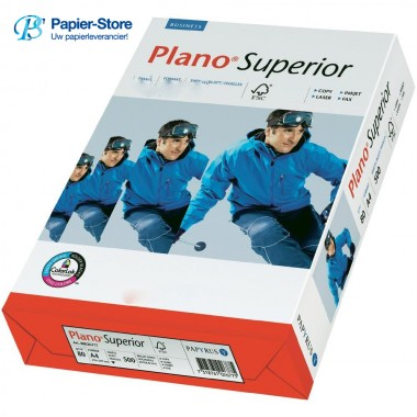 Plano Superior - 250 g/m2 - A3 - 125 vel
