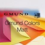 Gmund Colors Matt Enveloppen
