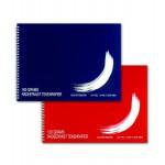 Schetsboek Radeervast papier