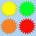 Fluor Kleuren A4/A5/A6